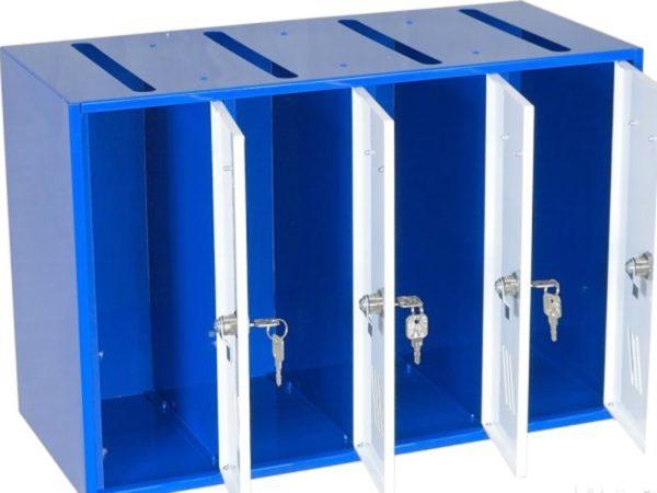Производство и упаковка почтовых ящиков
