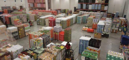 Склад продуктов в Польше