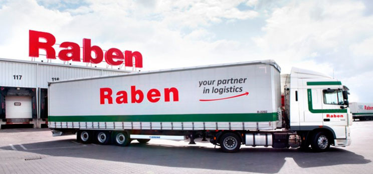 Склад Raben