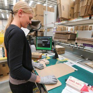 Работа в Польше на складе канцелярии