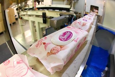 Производство салфеток в Польше