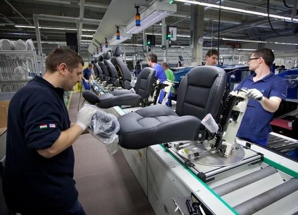 Производство автомобильных кресел в Польше