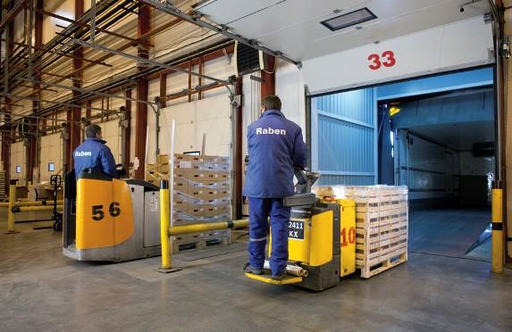 Работа в Польше на складе RABEN
