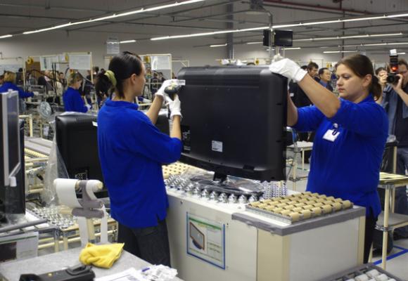 Работа в Польше на заводе Samsung