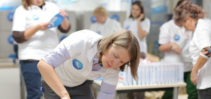 Работа в Польше на складе Procter & Gamble