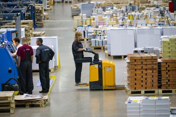 Работа в Польше для мужчин и женщин на складе книг