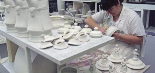 Работа в Польше для женщин и мужчинна фабрике посуды LUBIANY
