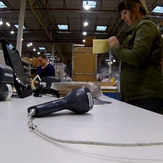 Работа в Польше для мужчин и женщин на складе H&M