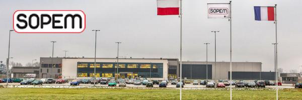 Работа в Польше на предприятии SOPEM
