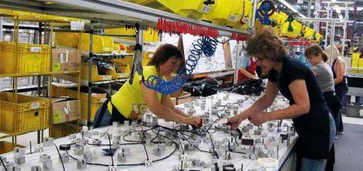 Работа в Польше для женщин на заводе по производству кабелей