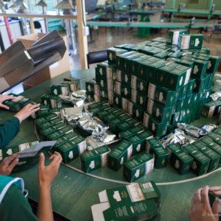 Работа в Польше на упаковке чая