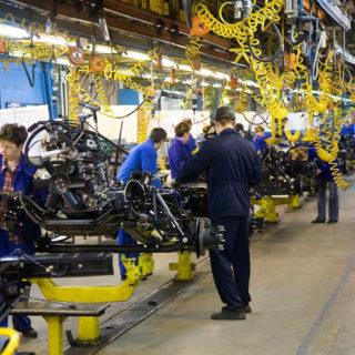 Работа в Польше на производстве автозапчастей