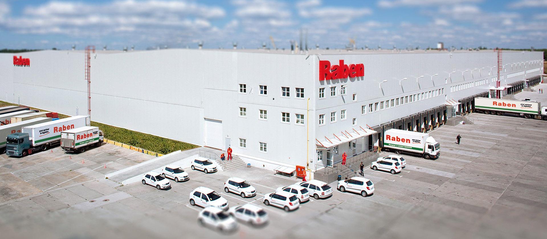 Работа в Польше на складе Raben для мужчин