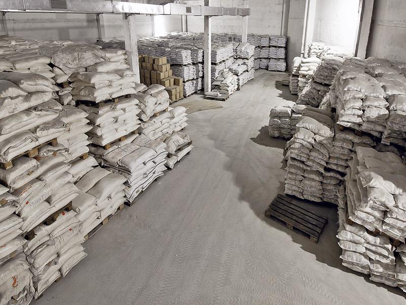 Работа в Польше на складе муки