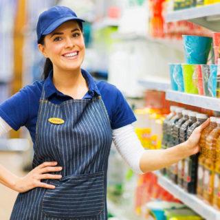 Вакансия в Польшедля мужчин и женщин работником в супермаркет