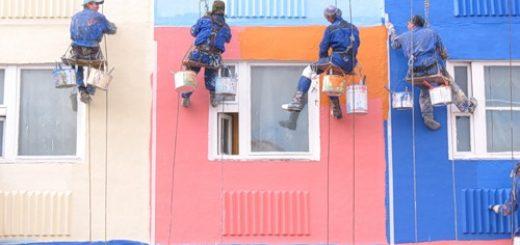 Работа в Польше на фасадные работы
