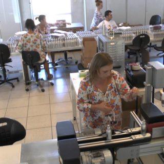 Работа в Польше на парфюмерной фабрике