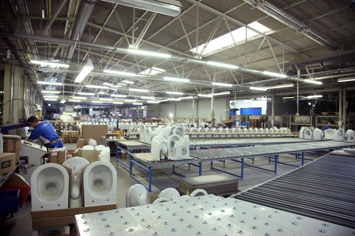 Работа в Польше на производстве сантехники