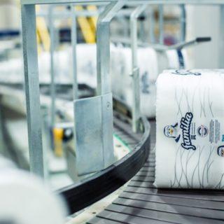 Работа в Польше на упаковке средств гигиены