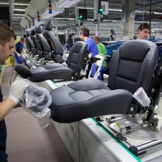 Работа в Польше на завод автокресел