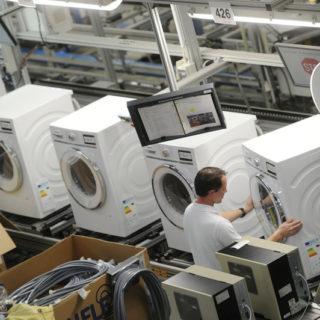 Работа в Польше на заводе стиральных машин