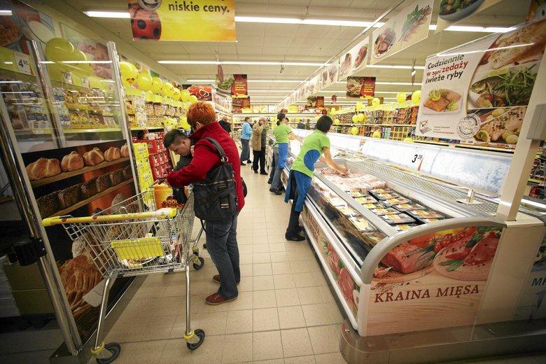 Работа в Польше в супермаркете