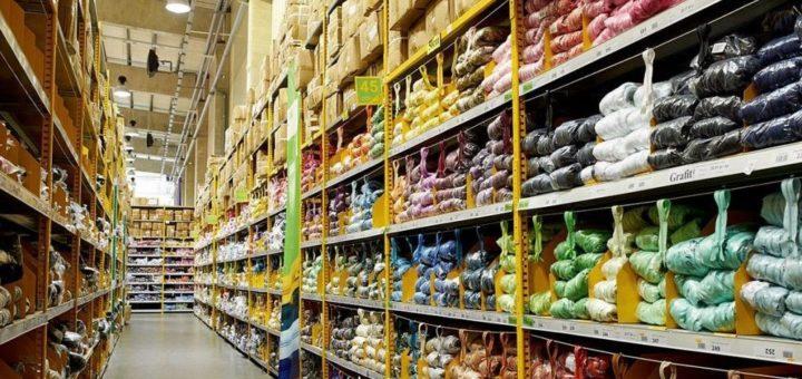 Работа в Польше на склад одежды