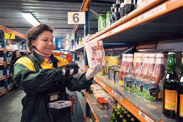 Работа в Польше на складепродуктов