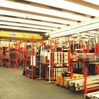 Работа в Польше на строительном складе