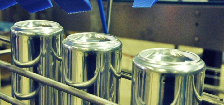 Работа в Польше напроизводстве жестяных банок
