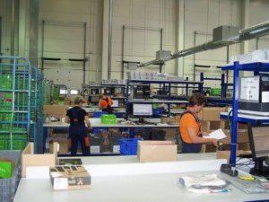Работа в Польшена складе интернет магазина Rhenus