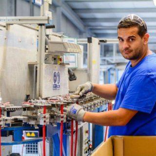 Работа в Чехии для на автозаводе