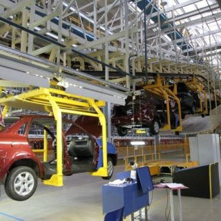 Работа в Польше на заводе автомобилей