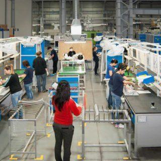 Работа в Польше на производстве авто-мото деталей