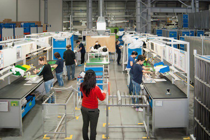 Работа в Польше на заводе авто-мото запчастей