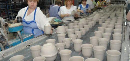 Работа в Польше на производстве фарфоровой посуды