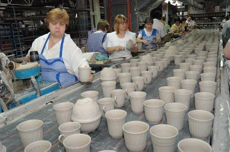 Работа в Польше на производстве заводе посуды