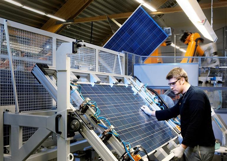 Работа в Польше на производстве JABIL