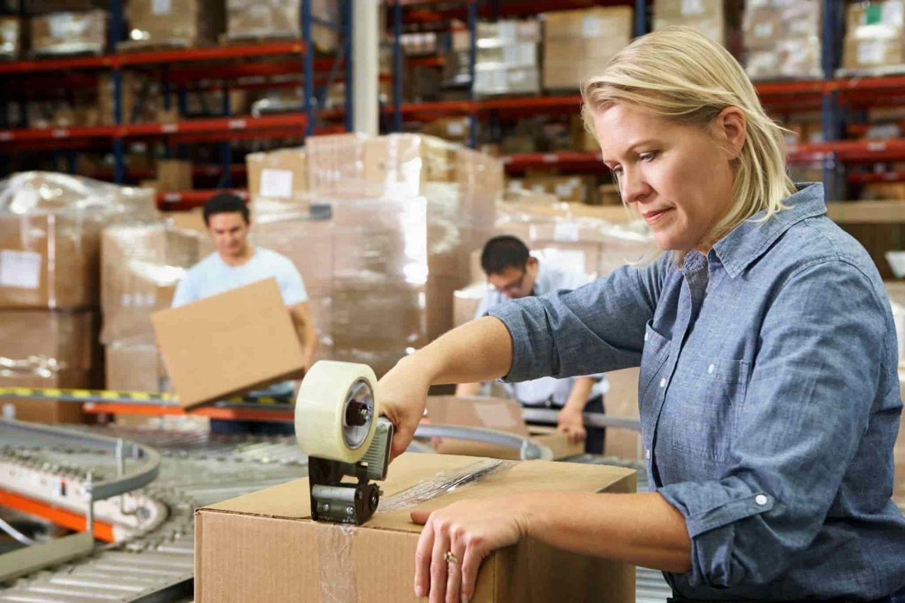 Работа в Польше упаковщиком на складе