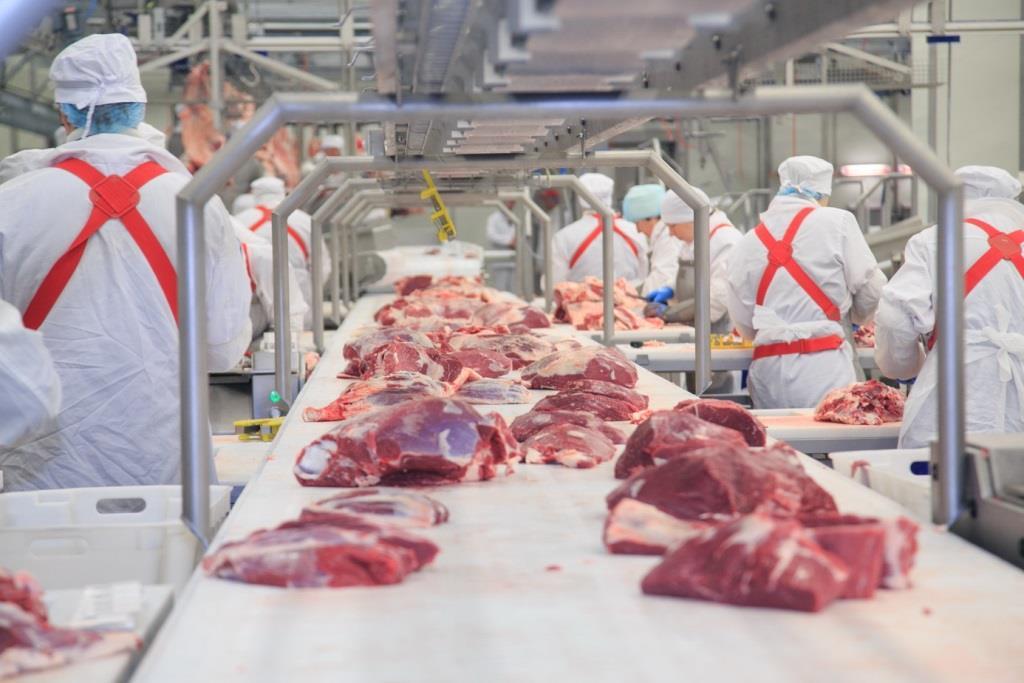 Работа в Польше на фасовке мяса