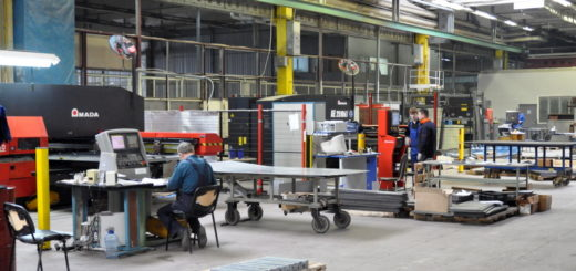 Работа в Польше на производстве металлической мебели