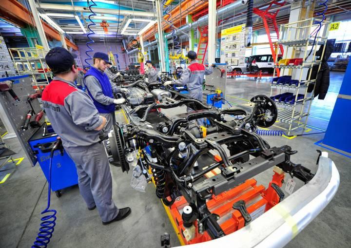 Работа в Польше на заводе авто