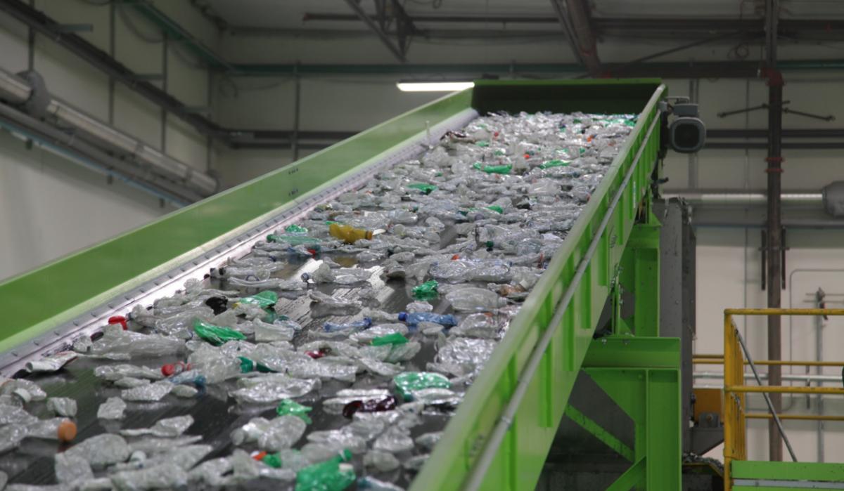 Работа в Польше сортировщиком пластика