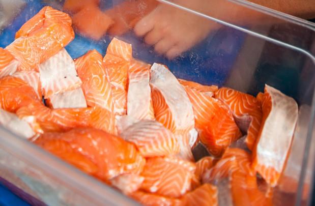 Работа в Польше упаковщиком рыбы