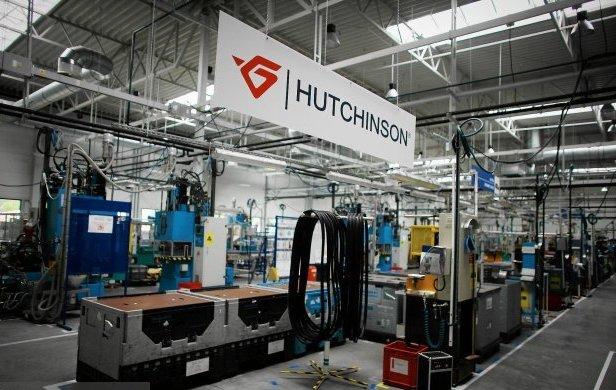Работав Польше на автозаводе Hutchinson