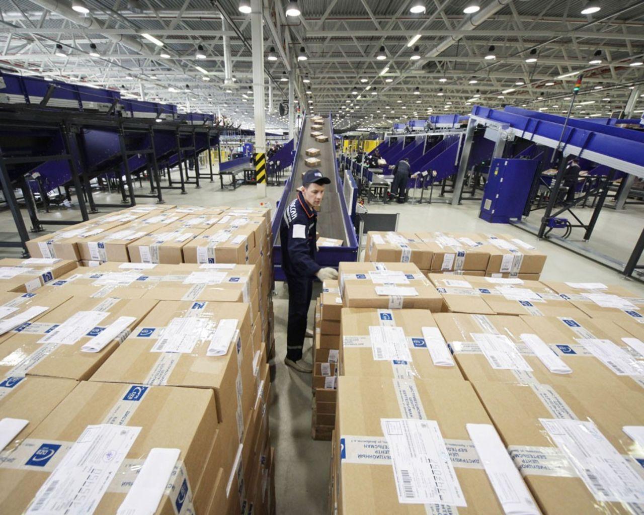 Работа в Польше на почтовом складе