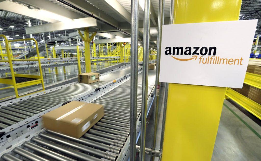 Работа в Польше на складе Amazon
