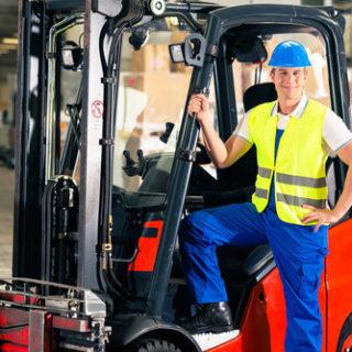 Работа в Польше на складе карщиком