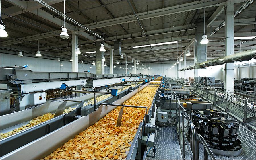 Работа в Польше на упаковке снеков и чипсов