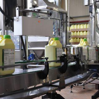 Работав Польшена заводе по изготовлению средств защиты растений